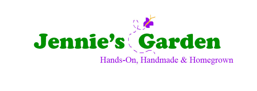Jennie's Garden retail shop in North Fork CA. Handmade and homegrown goods.